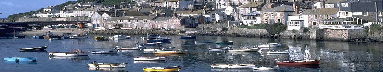 Mousehole - trsaditional fishing village nr Penzance