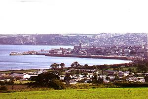 Penzance from Gulval