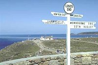 Land's End - the Signpost